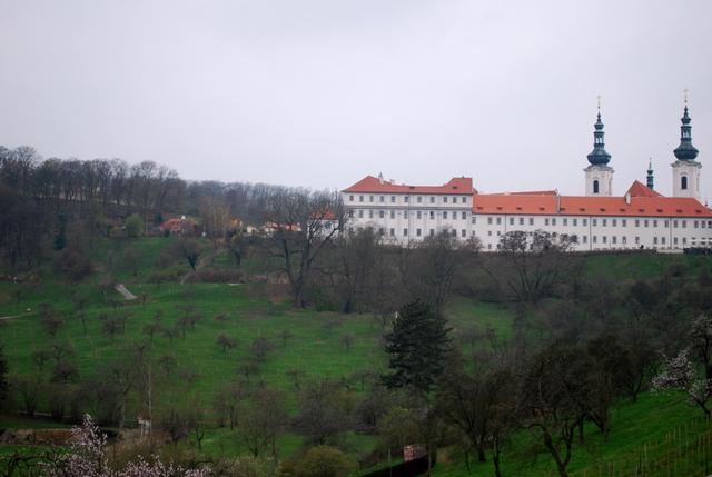 Strahovsky monastery