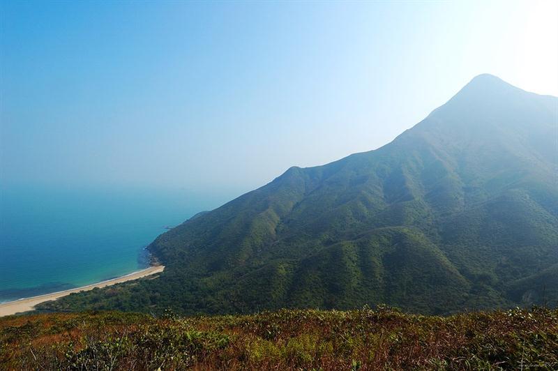 山明水秀蚺蛇灣