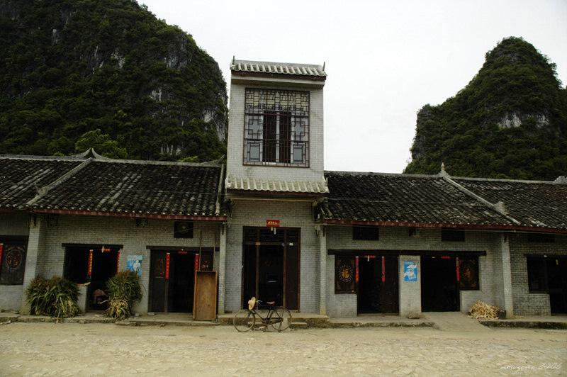 JiuZhou Ancient Town 舊州古鎮