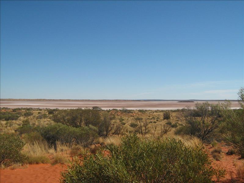 Another salt lake