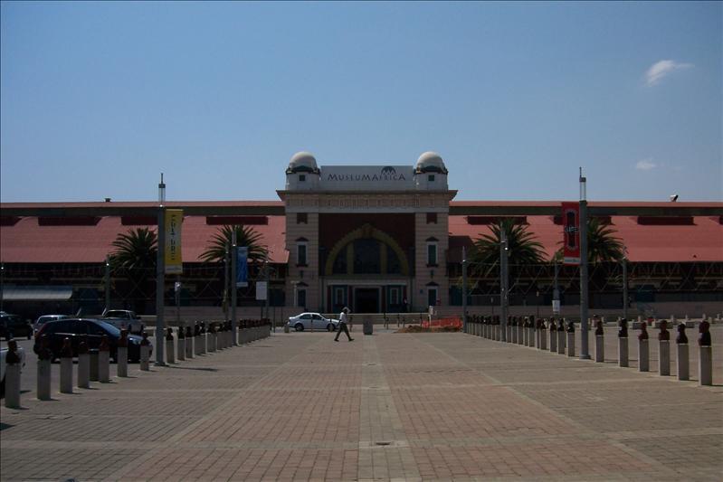 Museum Africa (Newtown) / le quartier culturel de Jo'burg