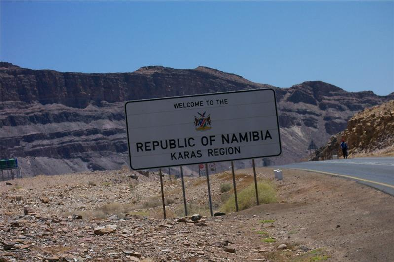 Welcome to Namibia