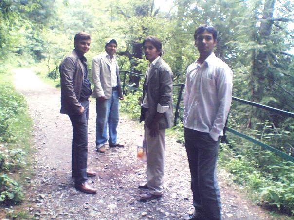 Muhammad Waqas Friends