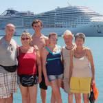 Cruise Middellandse Zee MSC Divina 2012