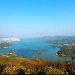20110129  白燕南山龜頭嶺 White Swallow Rock to Kwai Tau Leng