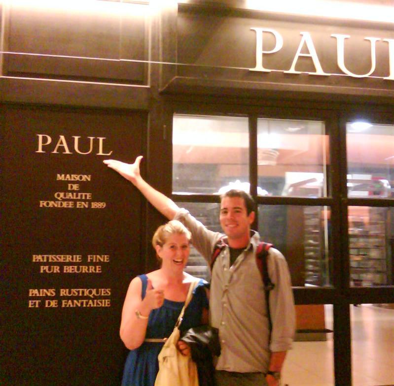 Paul and Paul!