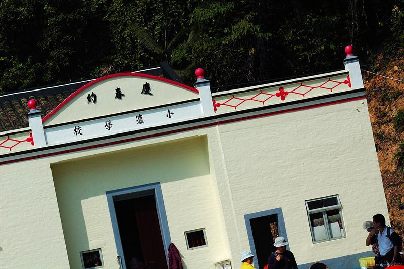 小瀛學校校舍