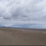 Beach at Bettystown (right across the street from our house).