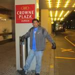 Zurich Hotel at  Morning