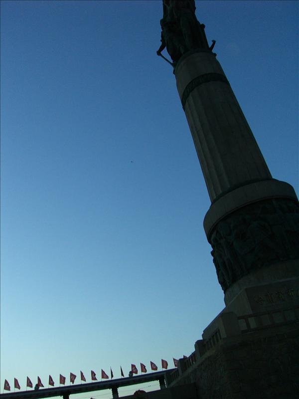防洪紀念塔