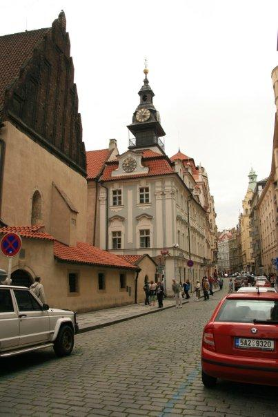 The Old New Synagogue - where the story of Golem of Prague came alive.