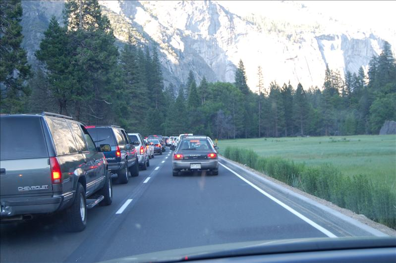 this traffic jam cost us 2 hours