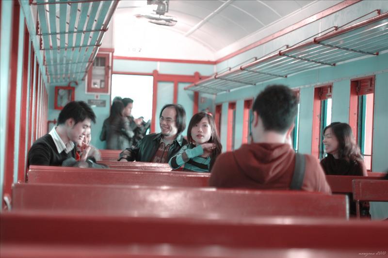 大埔鐵路博物館 Hong Kong Railway Museum
