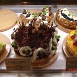 每個蛋糕看起來都好好吃~