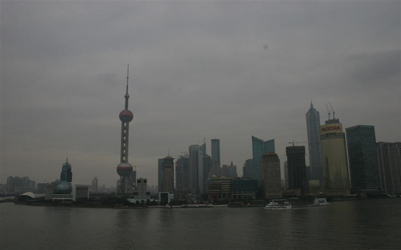 上海外滩,(Bund, Shanghai), China
