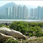 DSC_0019 在散頭前的海邊拍攝逸東村.jpg