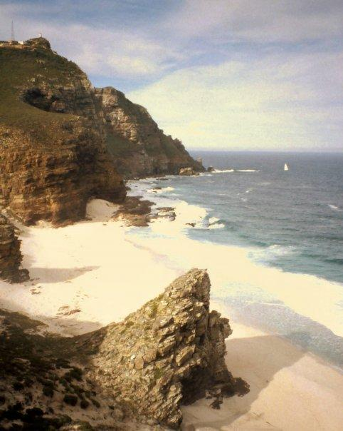 CAPE OF GOOD HOPE, SA - MAY