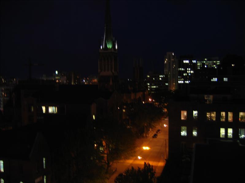 Toronto Night Scene - 05