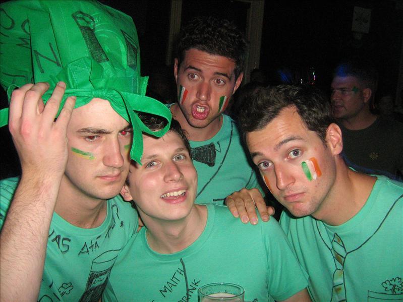 Neil, Carl, Rob and Luke