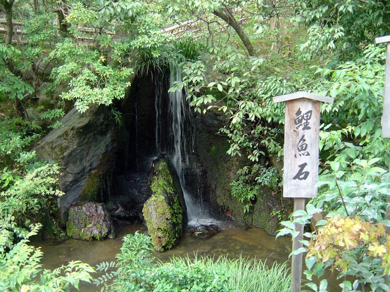 golden pavilion-ROKUON-JI Temple (金閭 鹿苑寺).
