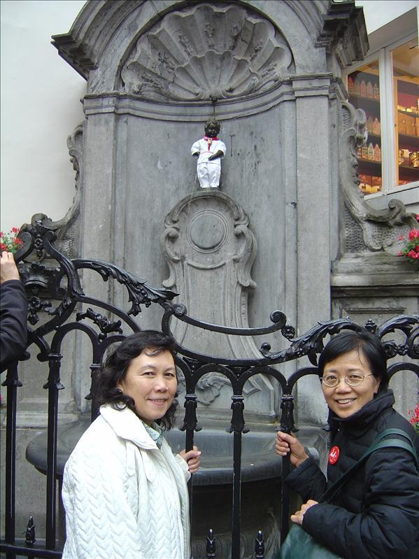 Mannenkin Pis Statue (Brussels)