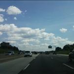 I-270 southbound