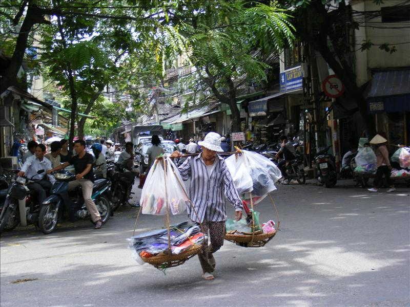 They may be small but they're strong, Hanoi