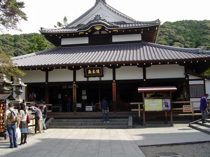 KIYOMIZU Temple (音羽 山之清水寺) in KYOTO (京都).