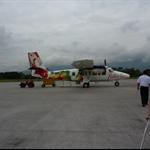 Our little plane...