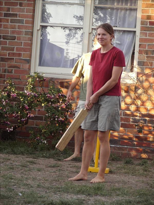 cricket•Alfredton