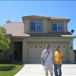 elk grove - theres goes the neighborhood! haha.. new home!