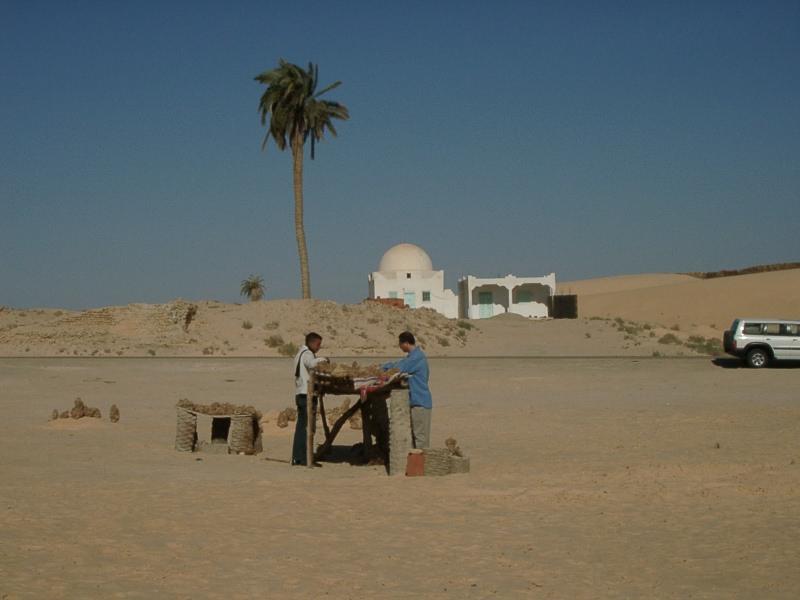 Sahara, Tunisia