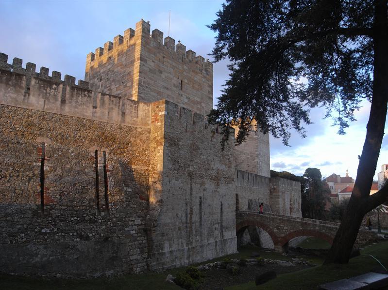 torre de ulisses, castelo de sao jorge