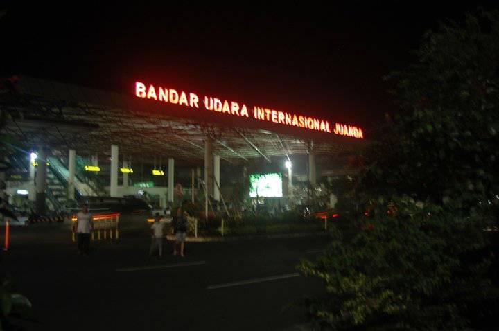 สนามบินใหญ่อันดับสองของประเทศ