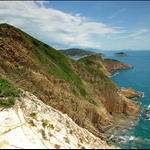 20100710 香港國家地質公園 ─ 糧船灣海岸行 Hong Kong National Geopark - Along the Coast of Leung Shuen Wan (High Island)