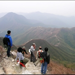 20060108 Pilgrimage to Sharp Peak 朝拜蚺蛇尖