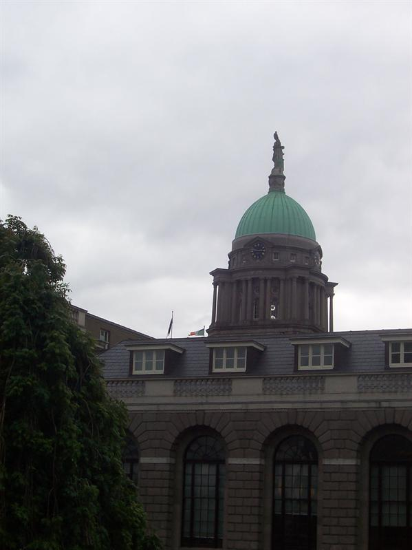 Dublin Custom House.