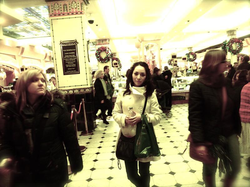 Harrods :D London (11.12-11.14)