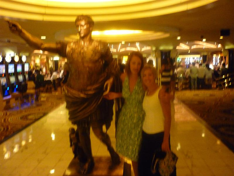 Ceasar himself...