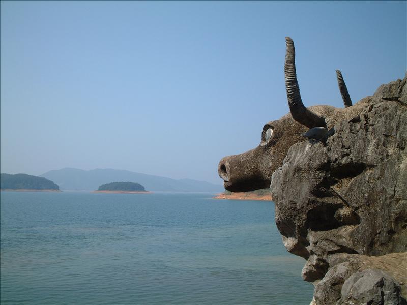 千岛湖(qiandaohu)