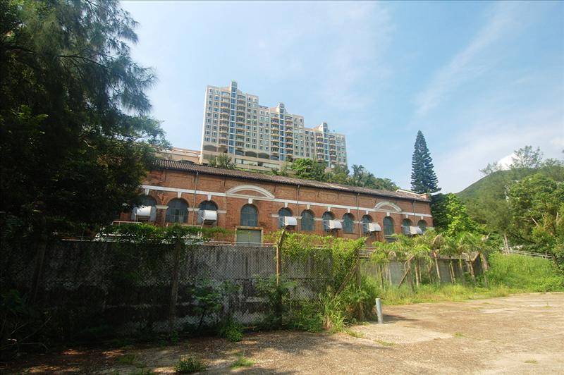 Tai Tam Tuk Historic Pumping Station 大潭篤百年抽水站