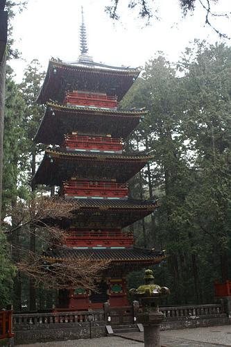 5 Pagodas