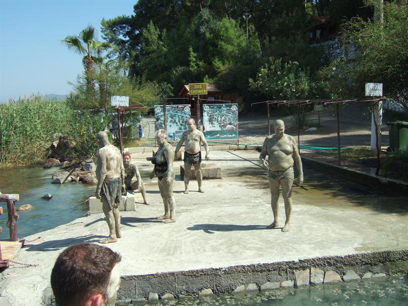 Sultaniye Mud Bath