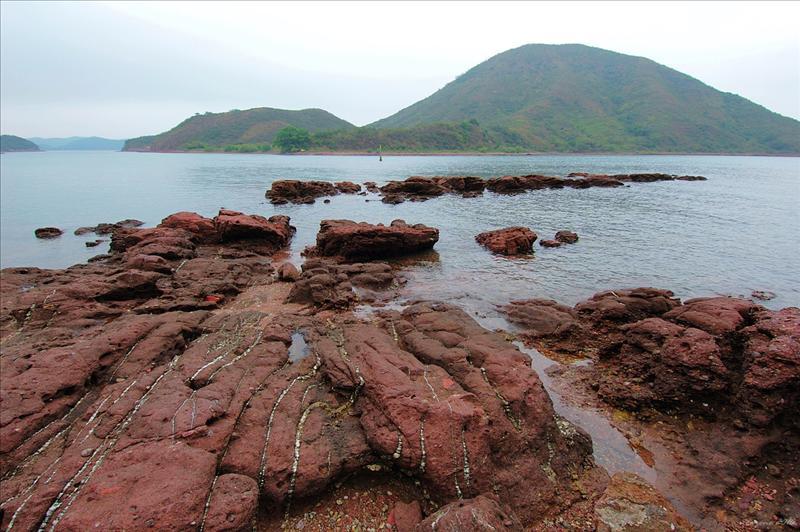 盪排頭海邊 Tong Pai Tau