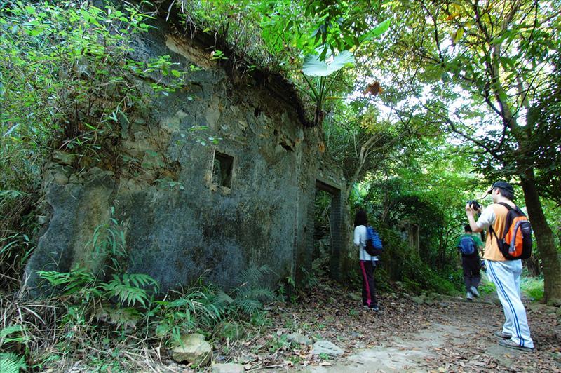 橫山腳下村 Wang Shan Keuk Ha Tsuen