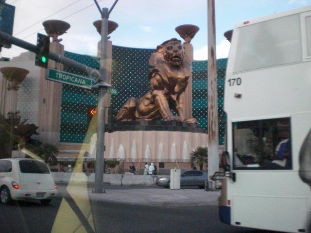 Better MGM Lion