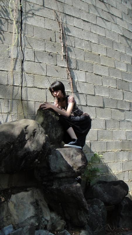 角色模式:攀岩的男人