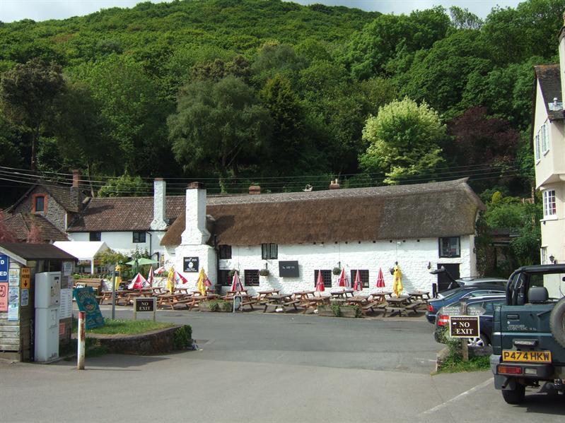 Porlock Weir - The Ship Inn