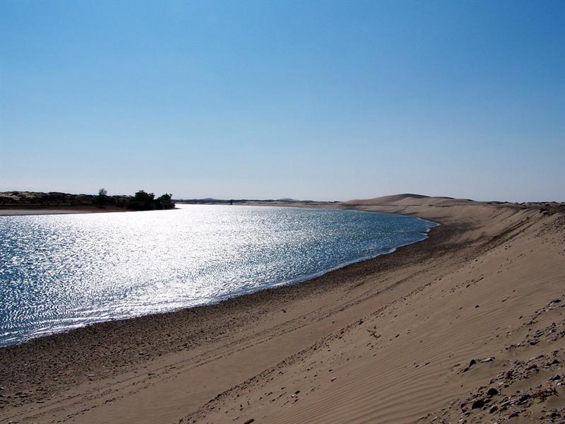 Unknown river, Xinjiang