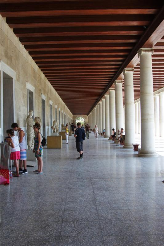 The Stoa of Attalos